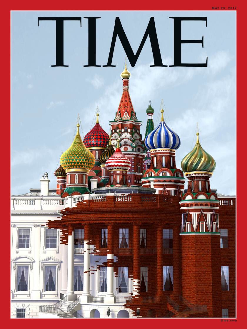 Oh boy. The new cover of @TIME went there.