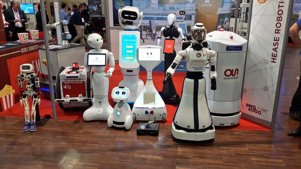 """Résultat de recherche d'images pour """"SoftBank Robotics, Hease Robotics,"""""""