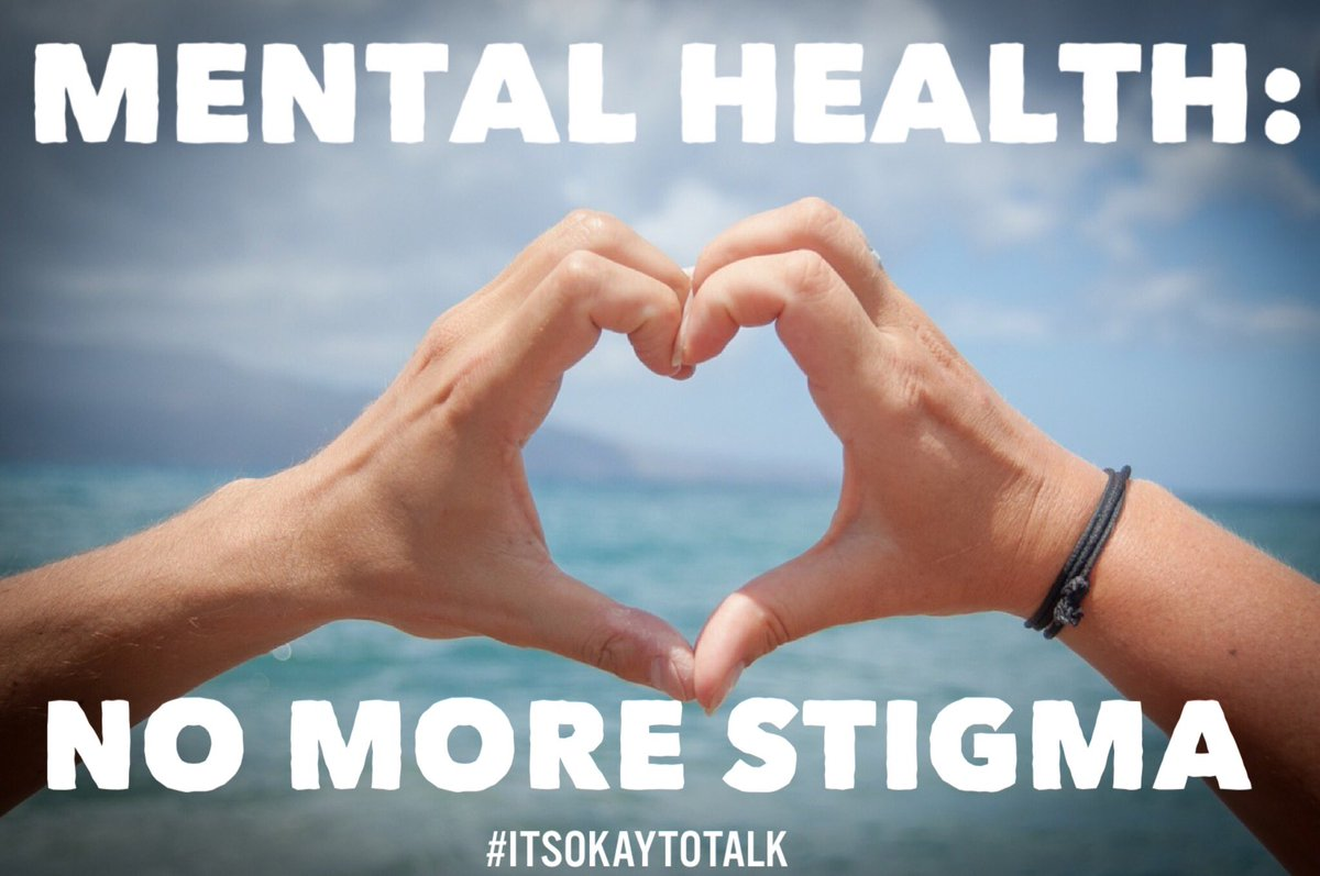 Like and RT  If you want to end the stigma. https://t.co/LdG4QgFs8v