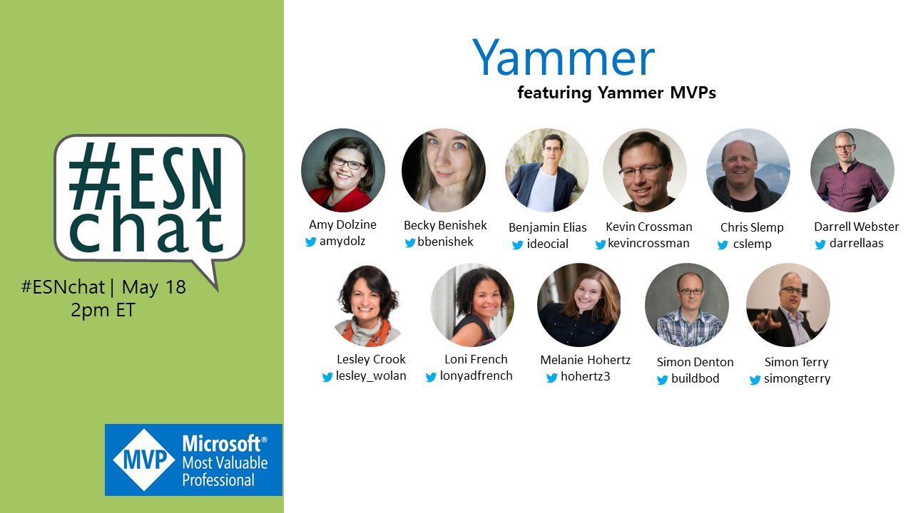 Thumbnail for Yammer - May 18, 2017