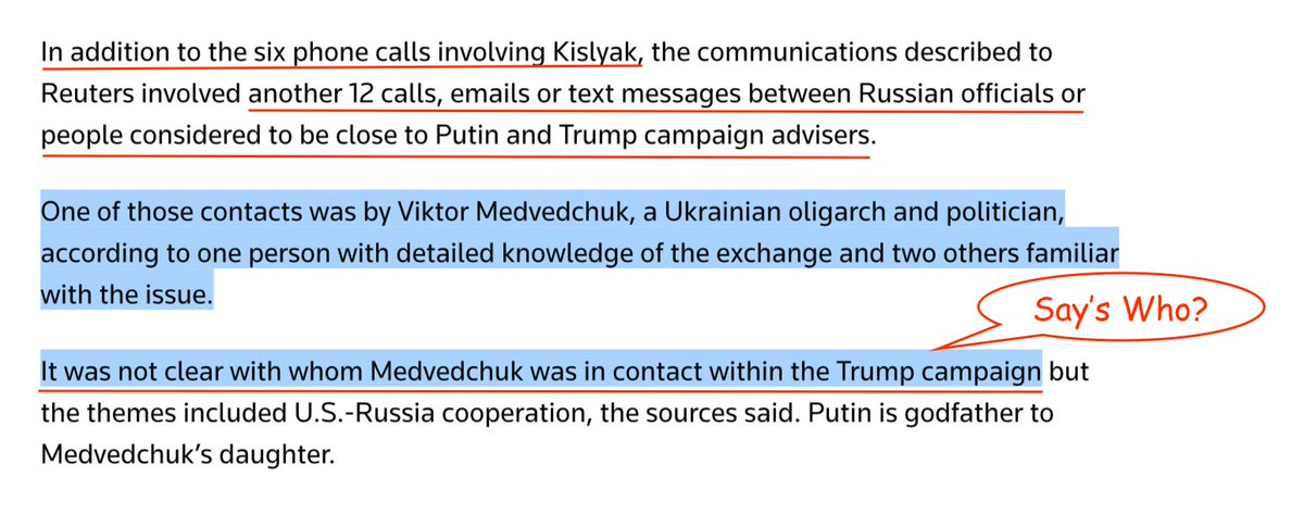 """Polly Sigh on Twitter: """"^ Someone* from Trump team was in contact w/Ukrainian oligarch/Putin pal Medvedchuk <== helped draft Sater/Cohen """"peace plan"""" *Cohen ..."""