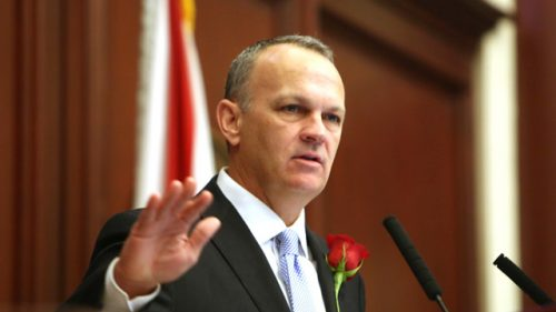Florida Speaker Calls for Special Session on Medical Marijuana