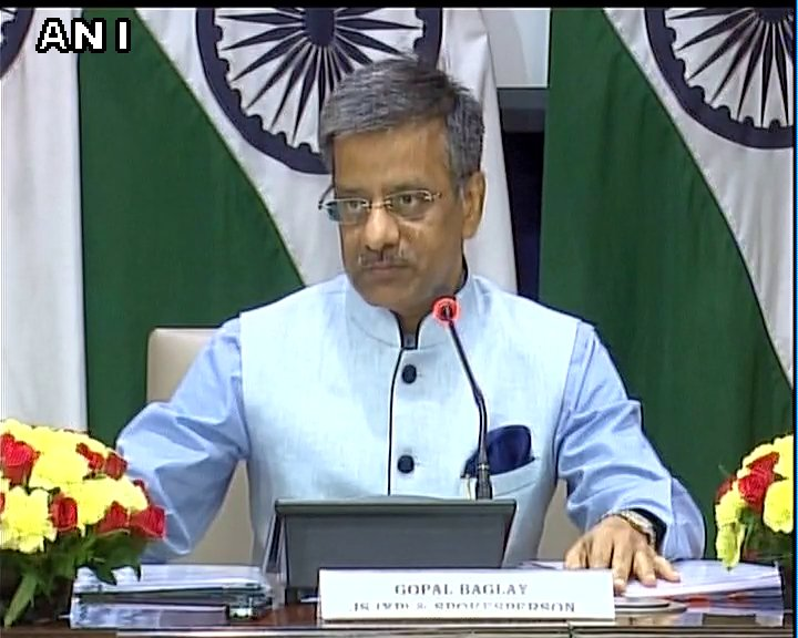 We hope it will help remedy egregious violations of Jadhav's rights and violations of international convention by Pakistan: MEA