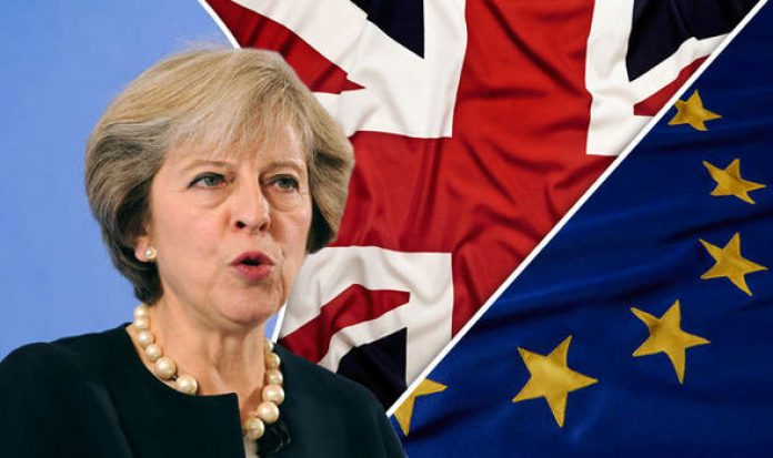 Image result for Britain's 'fudge' on Brexit