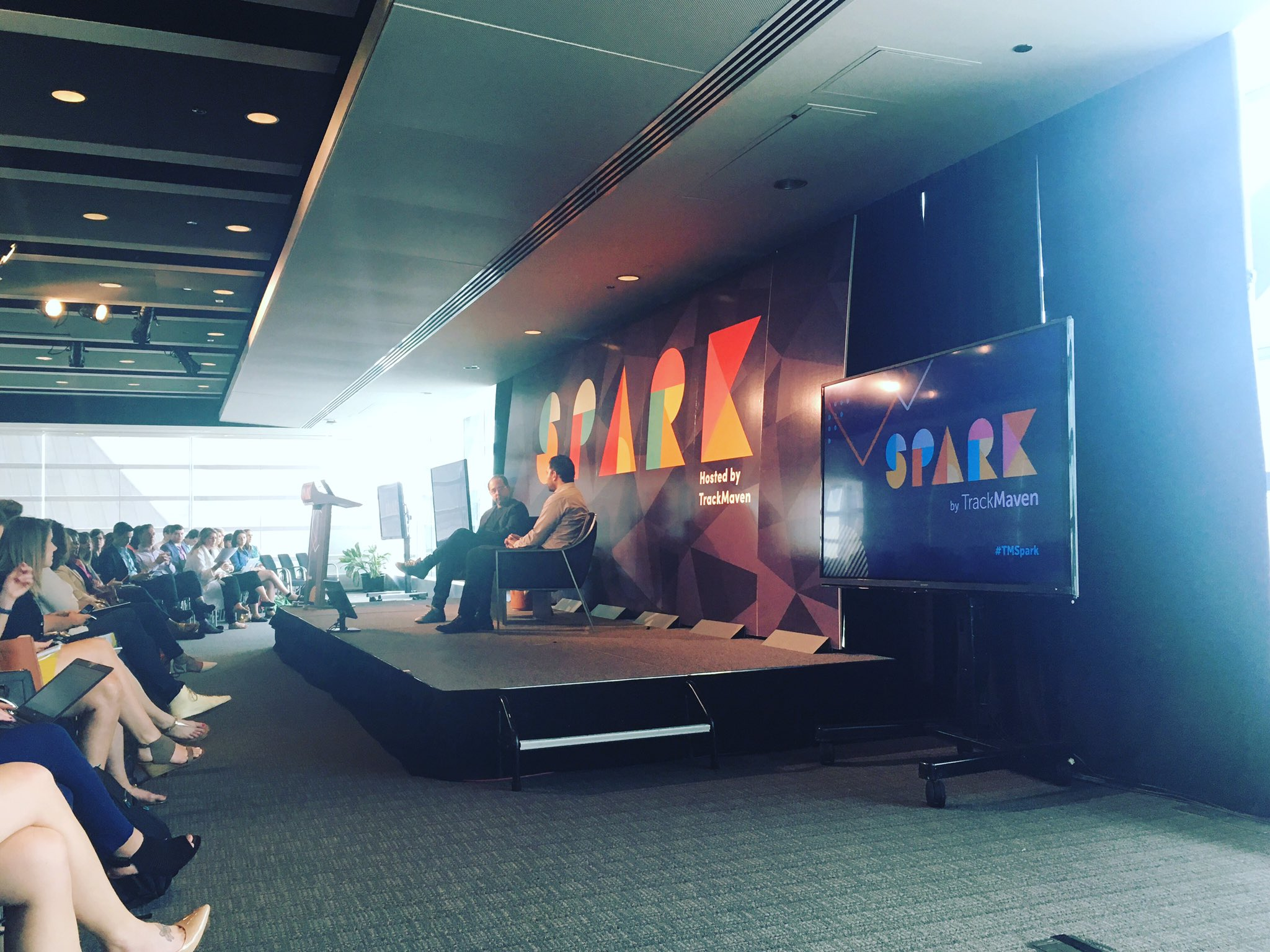 First important question to discuss: is all the data deluge in marketing total bullshit or? #TMSpark https://t.co/PkAN4zKjxh