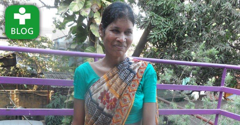 """""""Der angeborene Herzfehler schwächt mein Kind"""" - Eine neue Patientengeschichte aus #Kalkutta: https://t.co/bxY69WiVpH https://t.co/ngJ83u298r"""