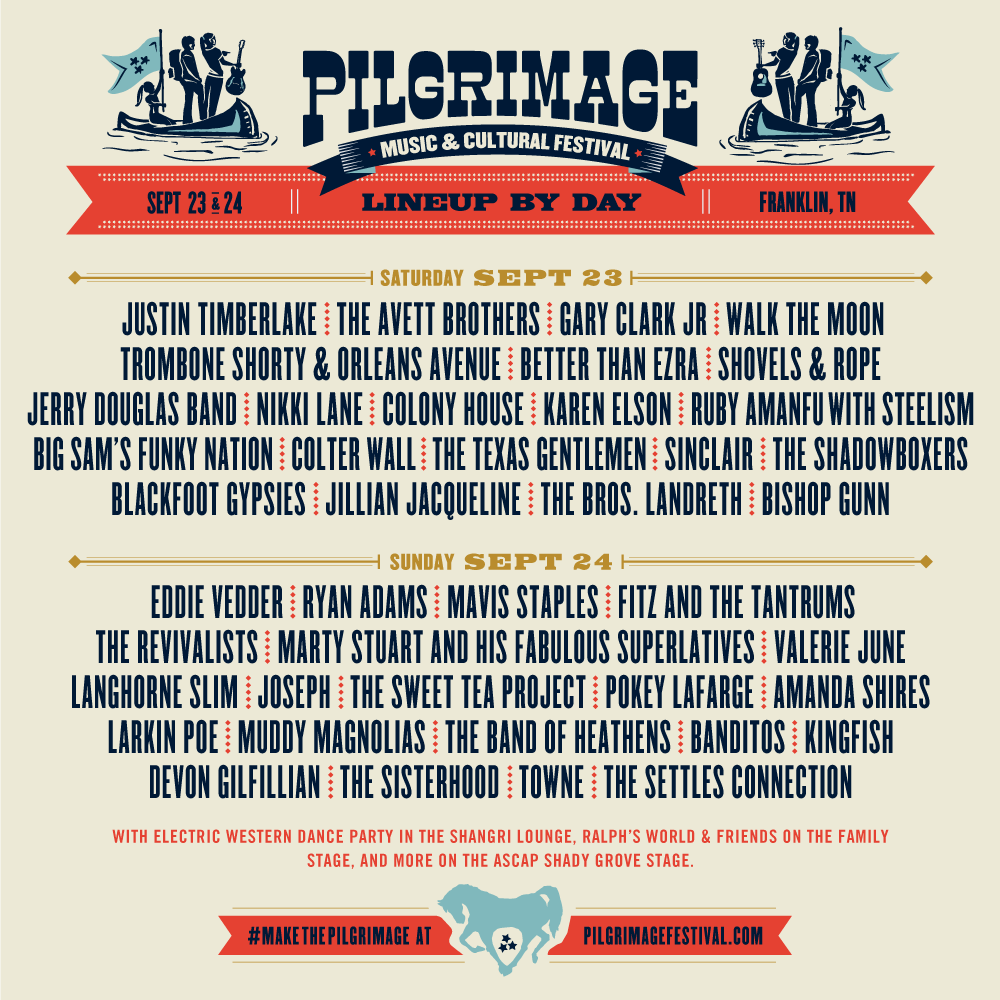 This lineup!