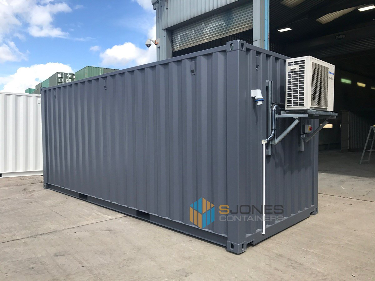 S Jones Containers on Twitter  20u0027 safe secure lithium-ion battery storage rooms. Temperature controlled and fire resistant lining. End or side opening. & S Jones Containers on Twitter: