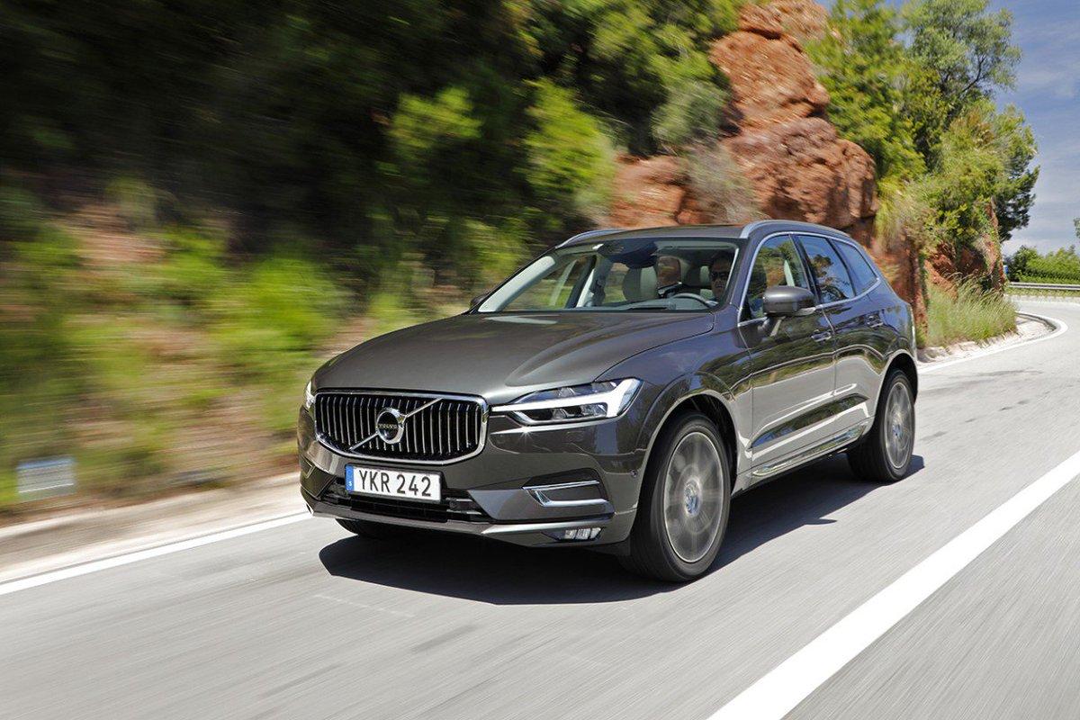 #NouveauXC60 : premier essai du nouveau SUV de Volvo via @Largus_auto.  http://www. volvoca.rs/01Okyl    pic.twitter.com/Umvt2ebkND
