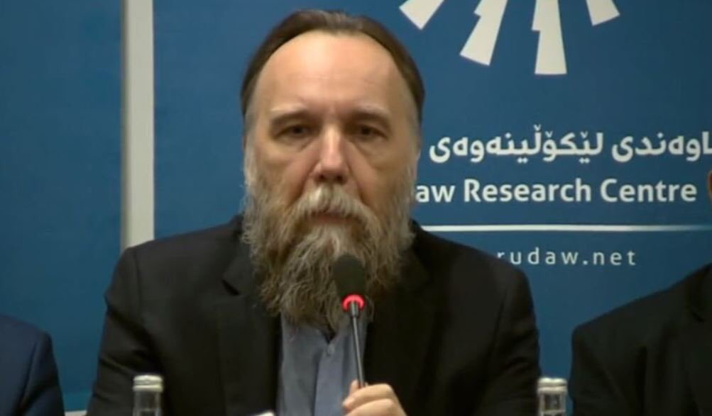 Kurdish people have a history stretching for thousands of years — Aleksandr Dugin speaks at Rudaw research centre.