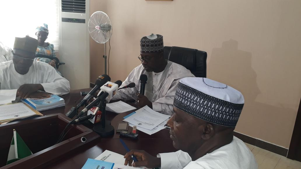 FG Inaugurates River Basin, Water Institute Governing Boards