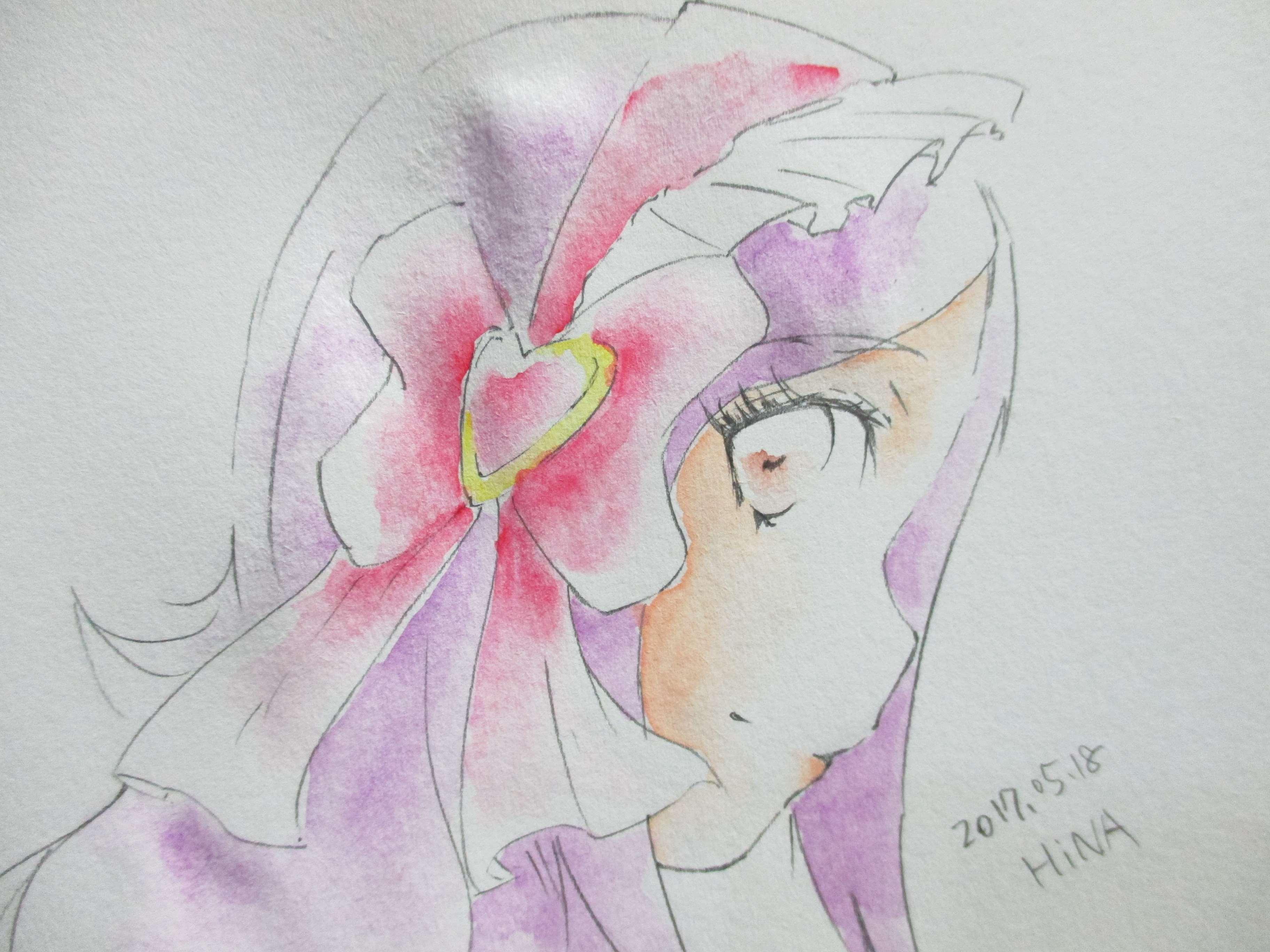 ひなひな @ TOS ライマ (@hinata_hinako)さんのイラスト