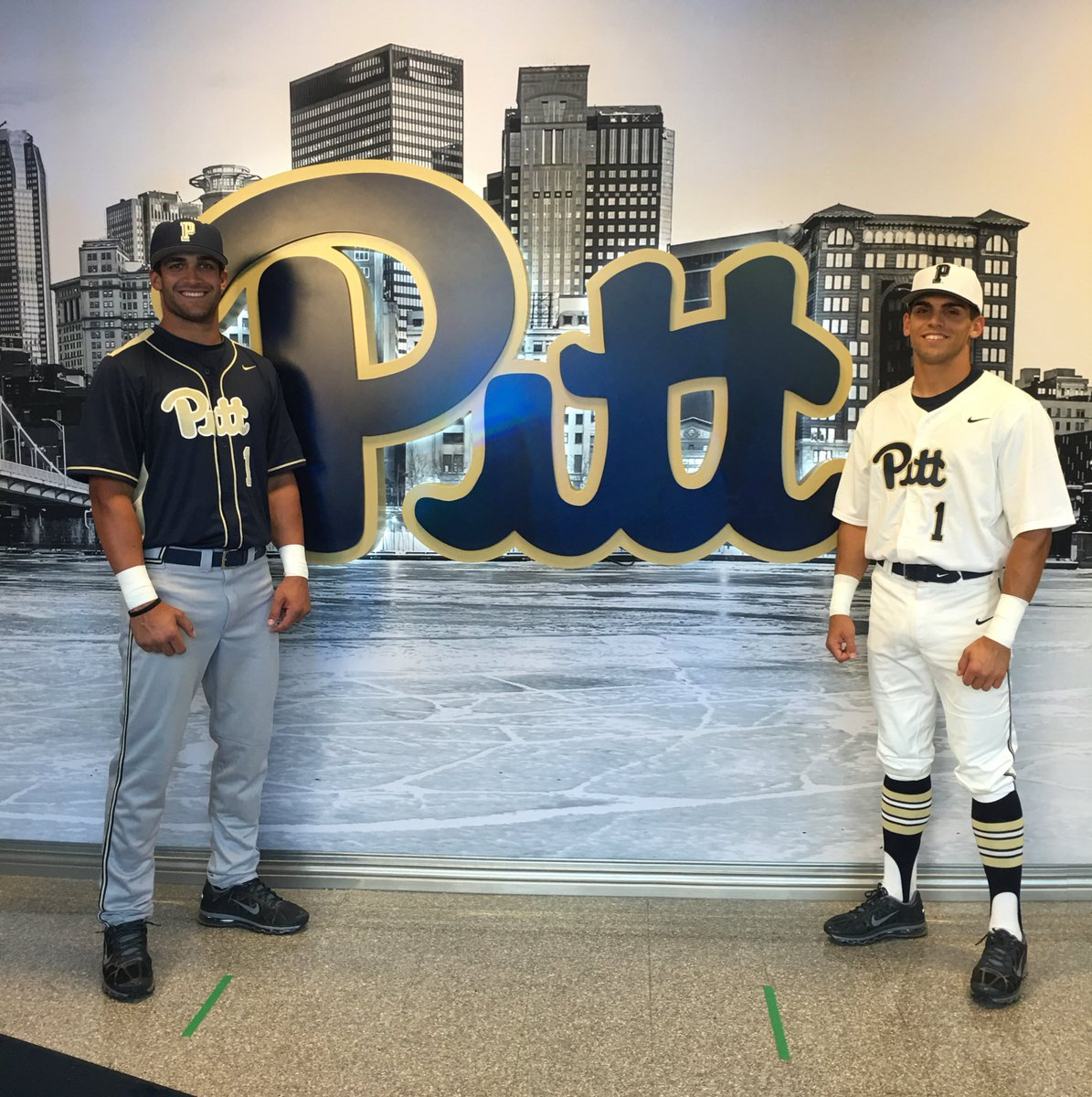 """pitt baseball on twitter: """"a perfect #tbt - one year ago today the"""