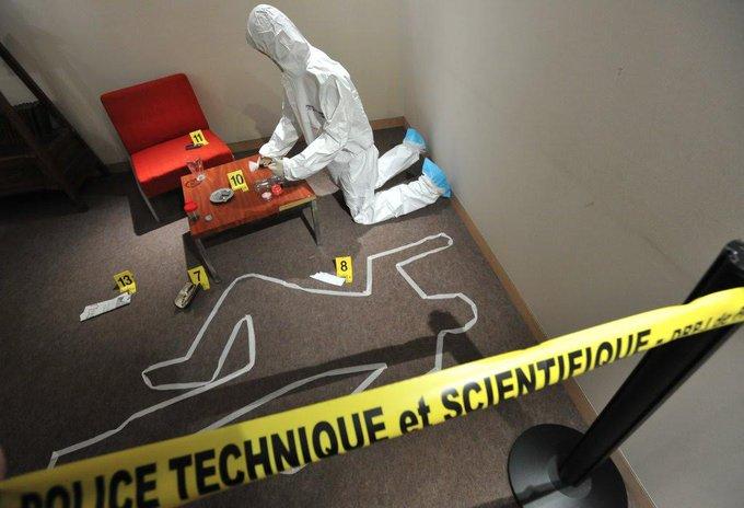 [#NDM] Samedi, retrouvez les #experts de la police scientifique sur une scène de #crime pour la Nuit des #Musées 👉https://t.co/xmYtdsOoD4 🔍