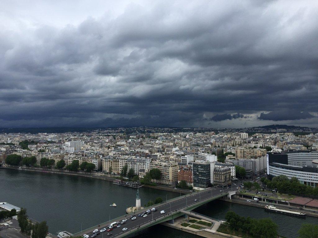 Image d'illustration pour Alerte orages entre mercredi et jeudi