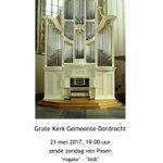 Kom zondagavond genieten. Het kamerkoor Lamusa en organist Cor Ardesch brengen het gehele motet 'Jesu, meine Freude' van Bach ten gehore.