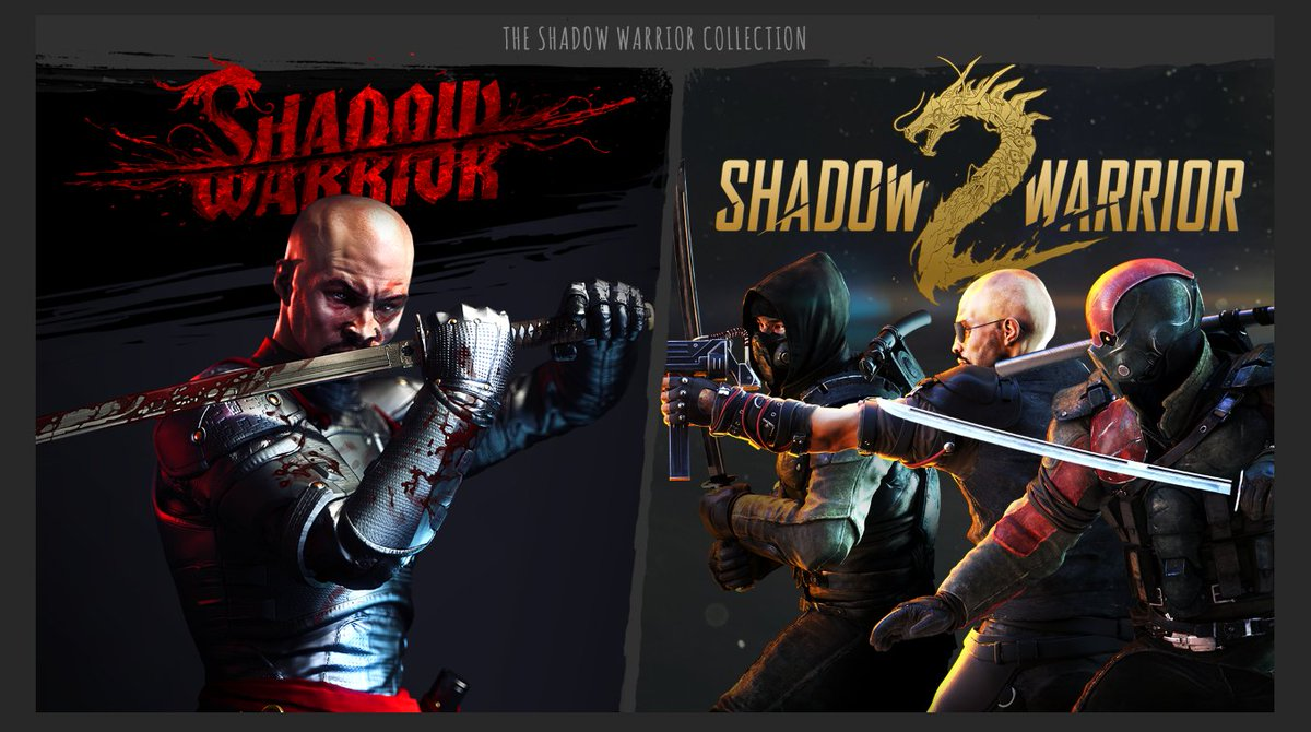 """Shadow Warrior 3 on Twitter: """"Tomorrow Xbox One and PlayStation 4 get  Wanged as Shadow Warrior 2 releases on console! #WangHype… """""""