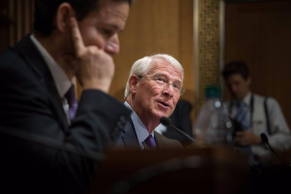 Roger Schatz warner on i m glad senatefinance cmte is working