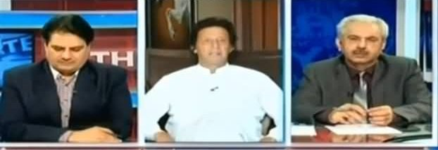 The Reporters - 18th May 2017 - Will Imran Khan Force Nawaz Sharif To Resign thumbnail