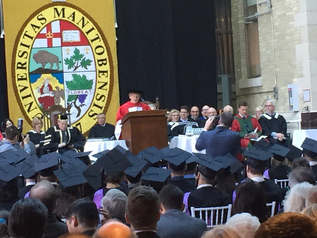 Her Excellency:we've made great strides in reducing stigma of mental Hlth probs in military,workforce.#umanitoba2017 https://t.co/YBvyz3o90q