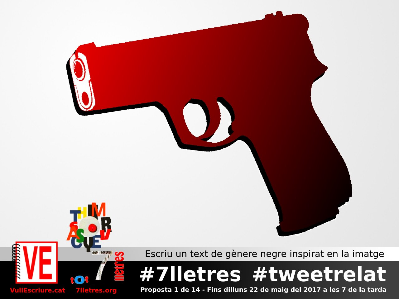 Thumbnail for VullEscriure - Marató #7lletres #tweetrelat (1a setmana)