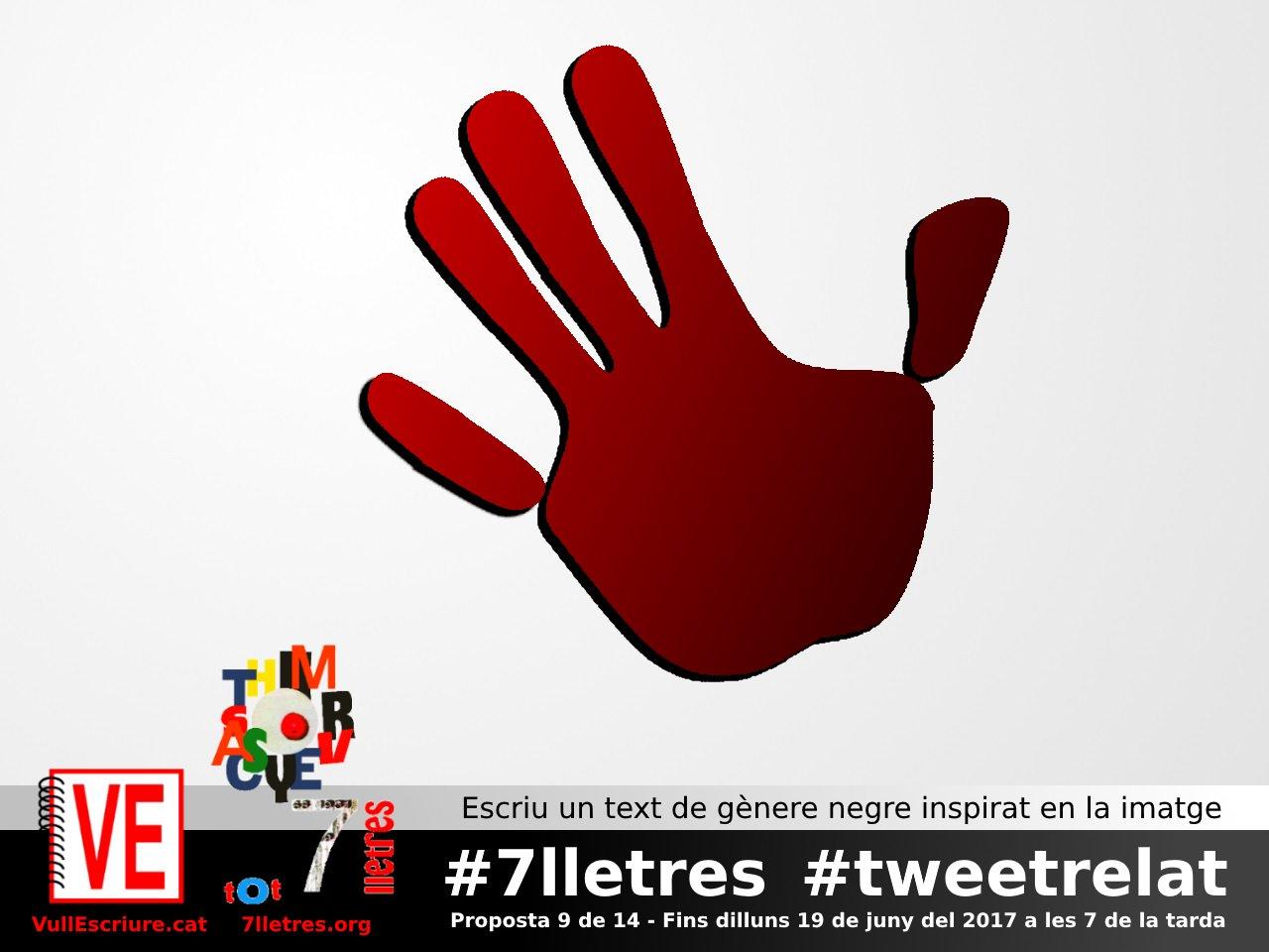 Thumbnail for VullEscriure - Marató #7lletres #tweetrelat (5a setmana)