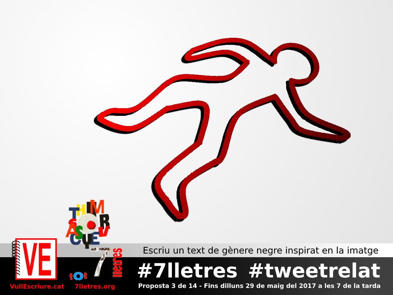 Thumbnail for VullEscriure - Marató #7lletres #tweetrelat (2a setmana)