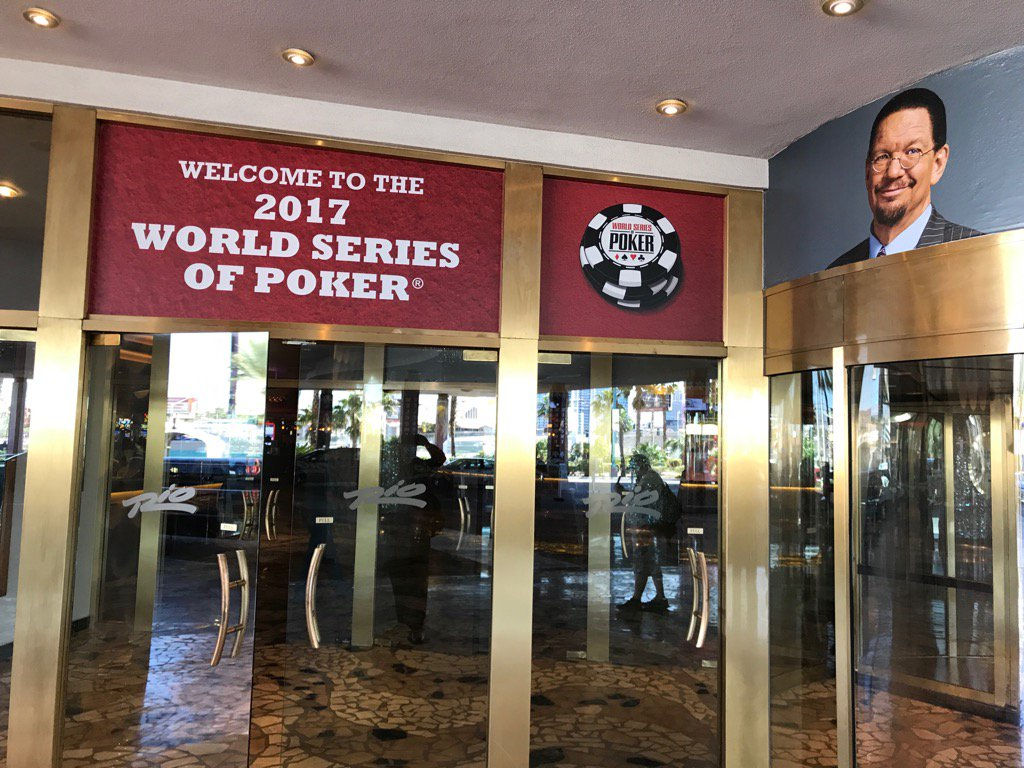 12 days until doors open to the 2017 @WSOP @RioVegas ... see everyone soon! https://t.co/Wnqsh1aqYP
