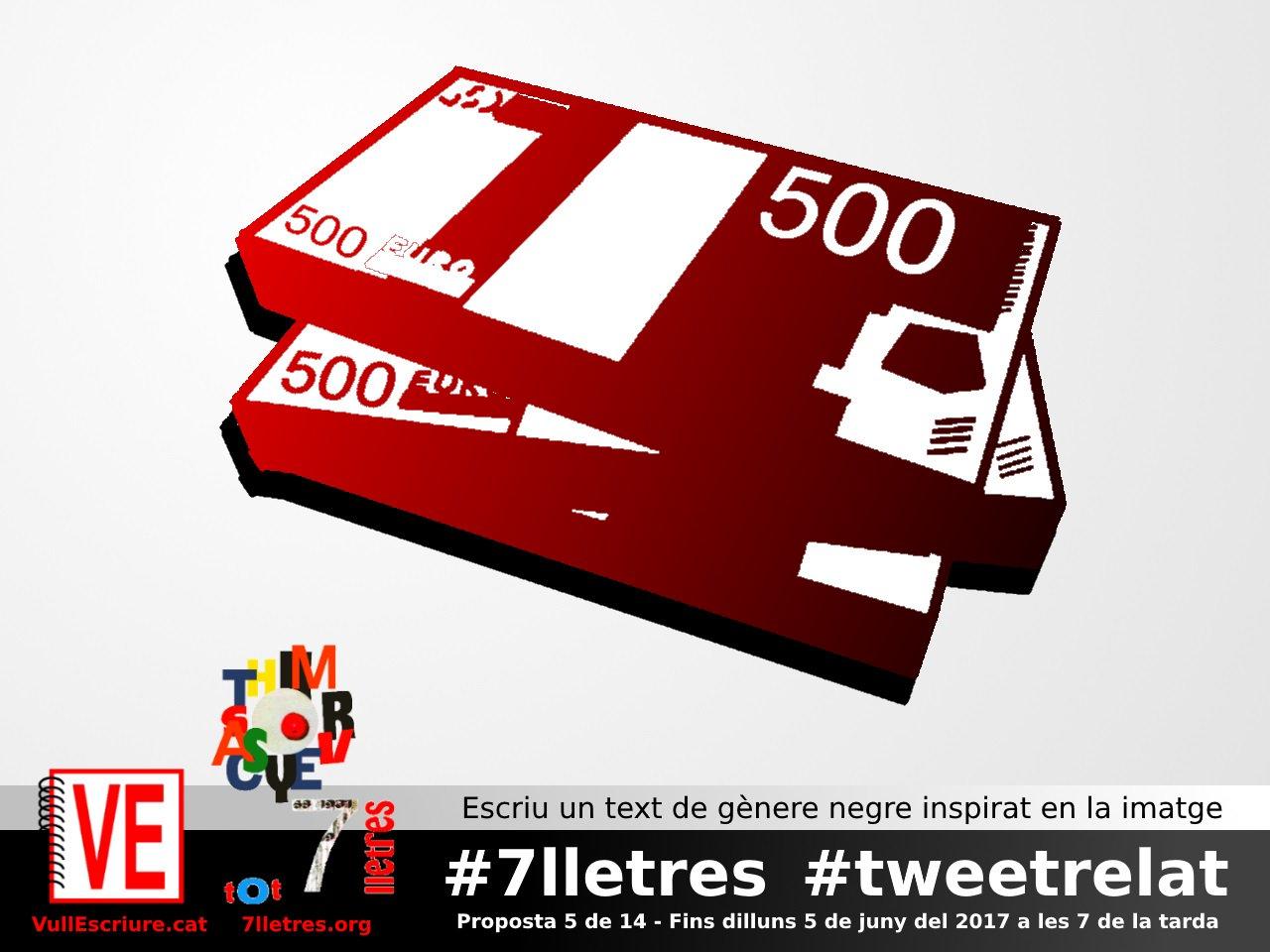 Thumbnail for VullEscriure - Marató #7lletres #tweetrelat (3a setmana)