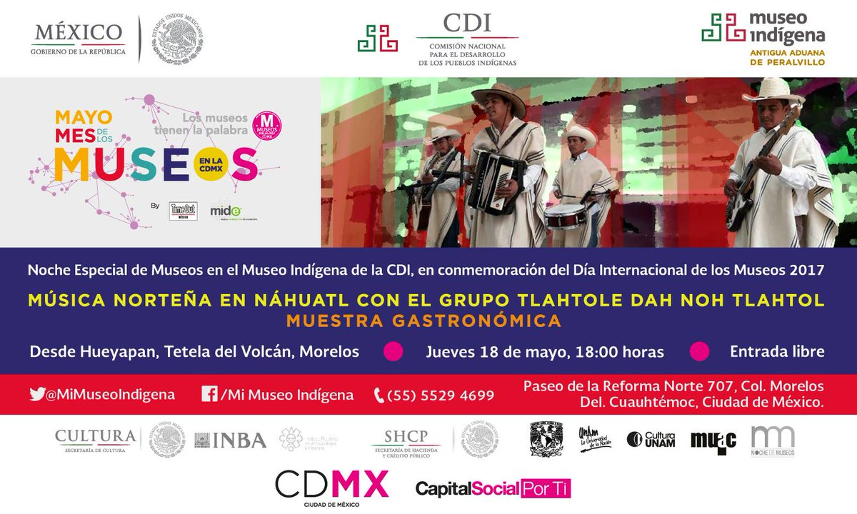 Mexico City government seeks to preseve Nahuatl - Mexico News Network