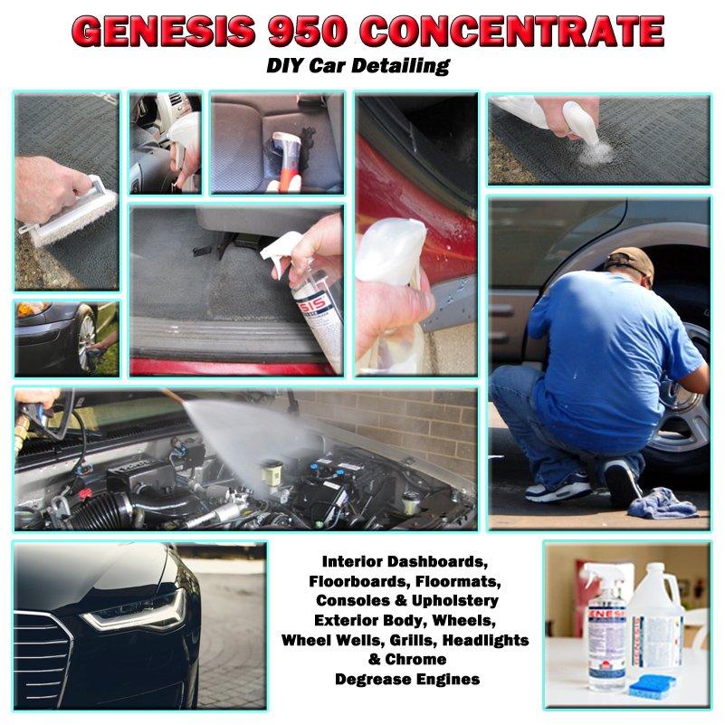 Genesis 950 Genesis 950 Twitter