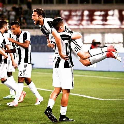 """Claudio Marchisio: """"We really enjoyed the win.&quot; [Sky] #TIMcup <br>http://pic.twitter.com/4gZBZRTsJx"""