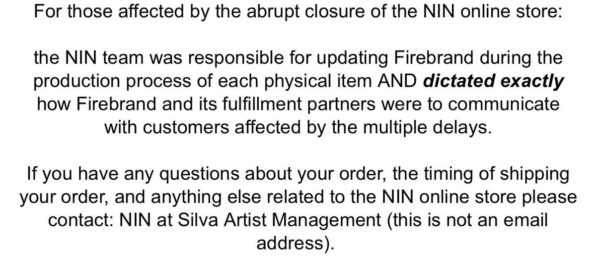 Firebrand Live Merchandise on Twitter: \