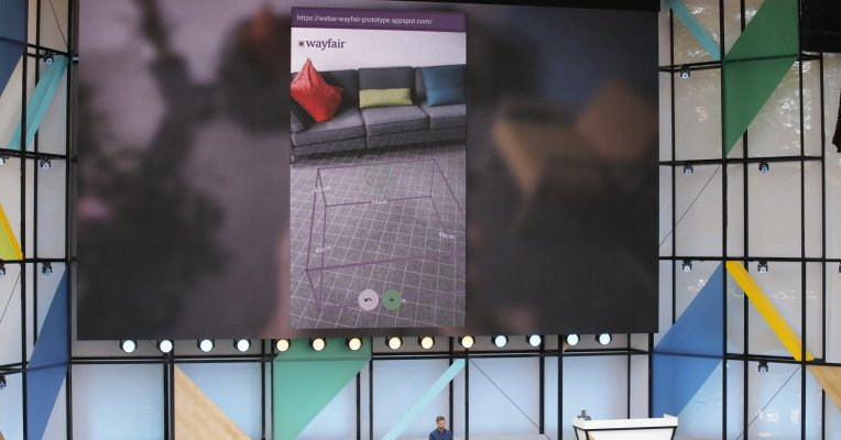 Chrome is coming to augmented reality and Google Daydream