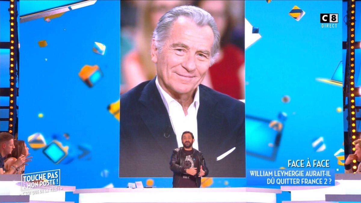 William Leymergie reste donc sur France 2 ! #TPMP <br>http://pic.twitter.com/rlvkWhHtlq