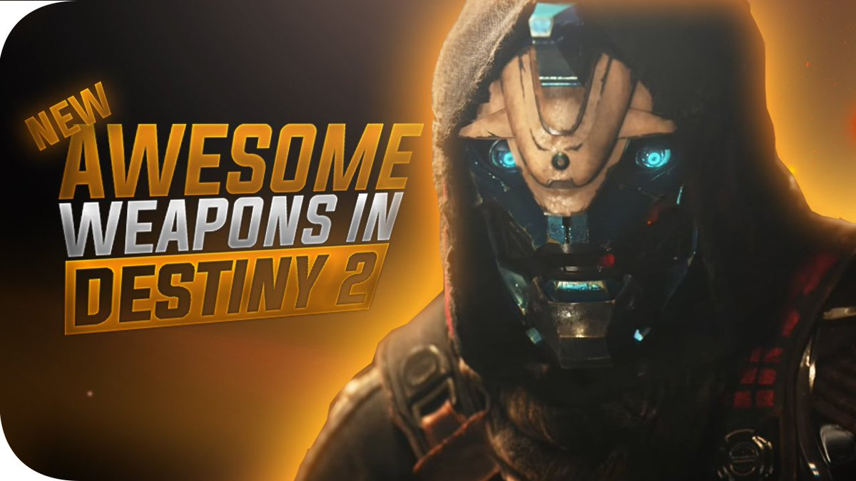 NEW #DESTINY 2 VIDEO! PLS SMASH THE LIKE BUTTON MATES   https:// youtu.be/hA5fAc3Sn-E  &nbsp;  <br>http://pic.twitter.com/Ji52dRakBM