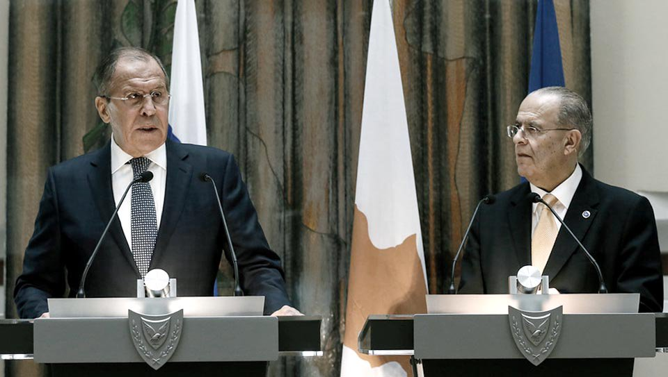 Thumbnail for Sergey Lavrov visit to Cyprus   Визит С.Лаврова в Республику Кипр