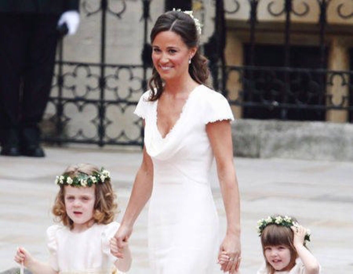 Dying To See What Pippa Middleton S Wedding Dress Might Look Like