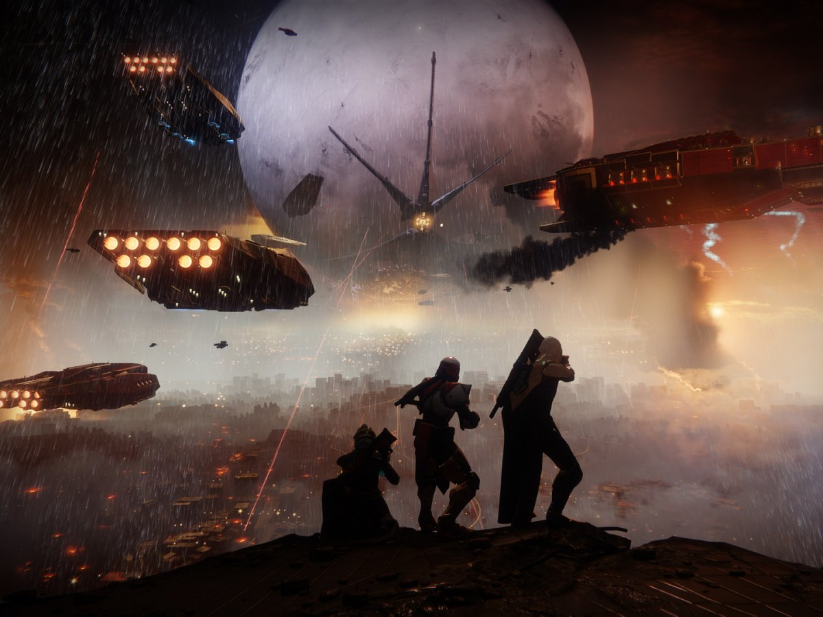 Feature: The 5 Most Important Things We&#39;ve Learned About Destiny 2  http:// bit.ly/2qBDCA0  &nbsp;   #Activision #Bungie #PS4 #Destiny <br>http://pic.twitter.com/LdNENLWptv
