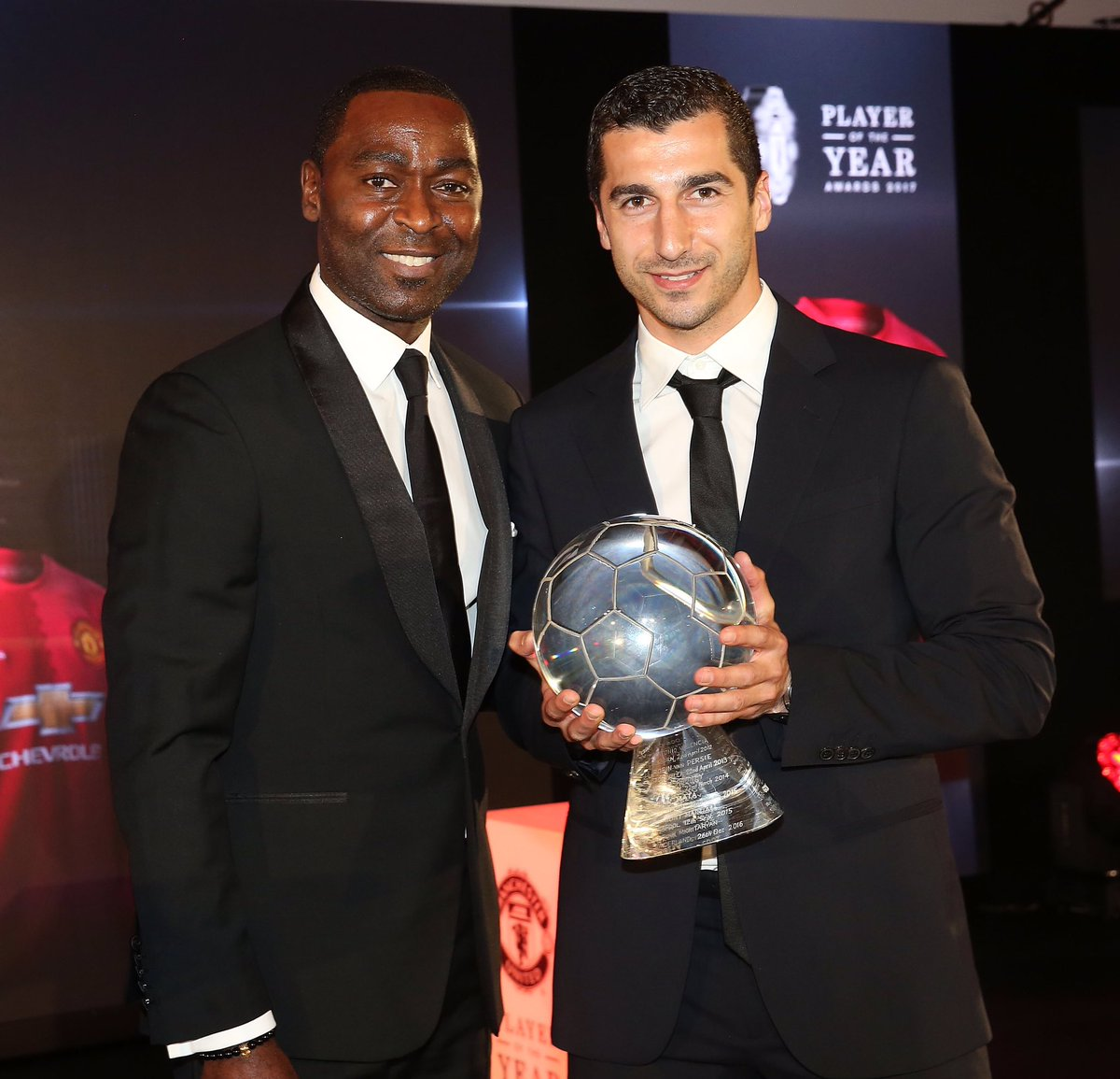Honoured to win this award ⚽️🦂 #MUFCPOTY Goal of the season @vancole9