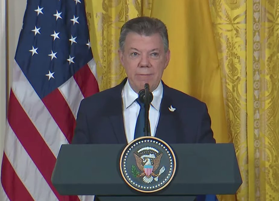 Dear President Trump, I hope you can visit us soon, says @JuanManSantos.