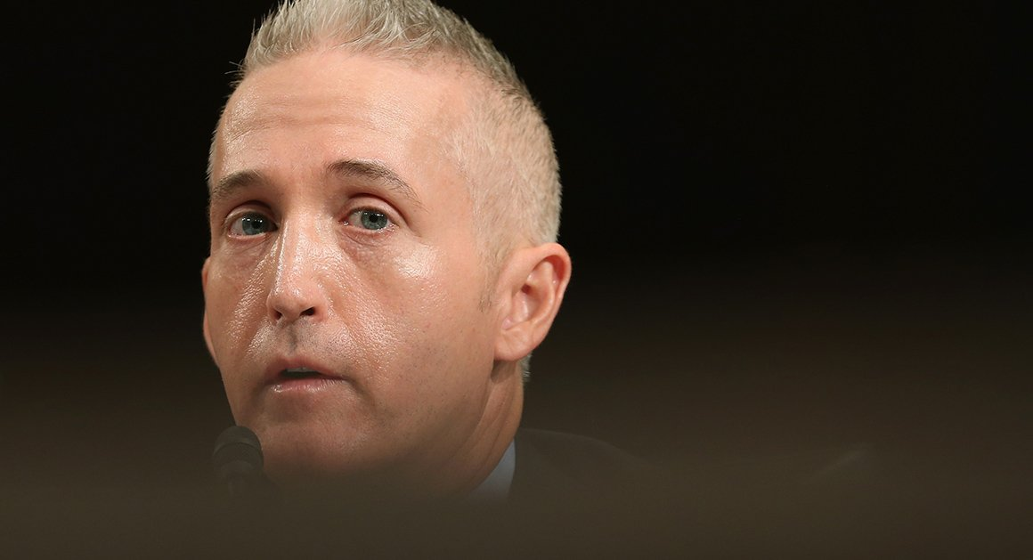 Gowdy poised to replace Chaffetz as Oversight chief