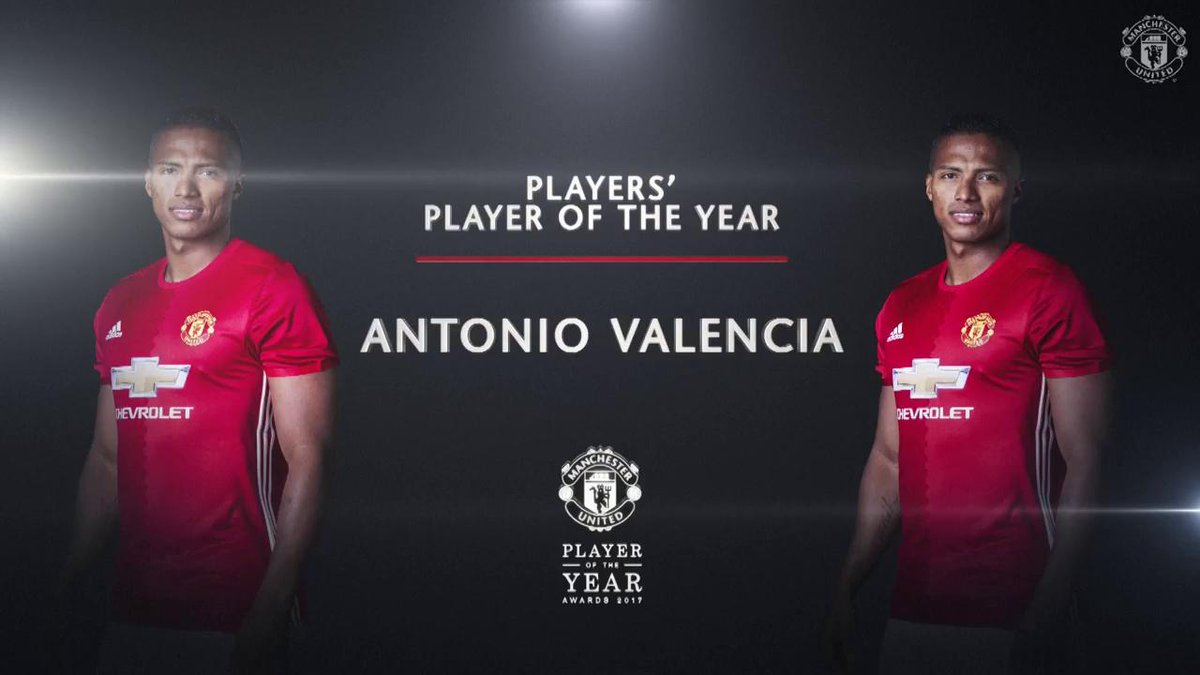 Consistently solid at the back - here's why @Anto_V25 was named Players' Player of the Year... #MUFCPOTY