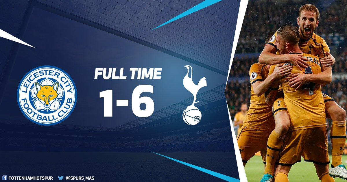 😍 What. A. Game!!! 😍 #LEITOT #COYS