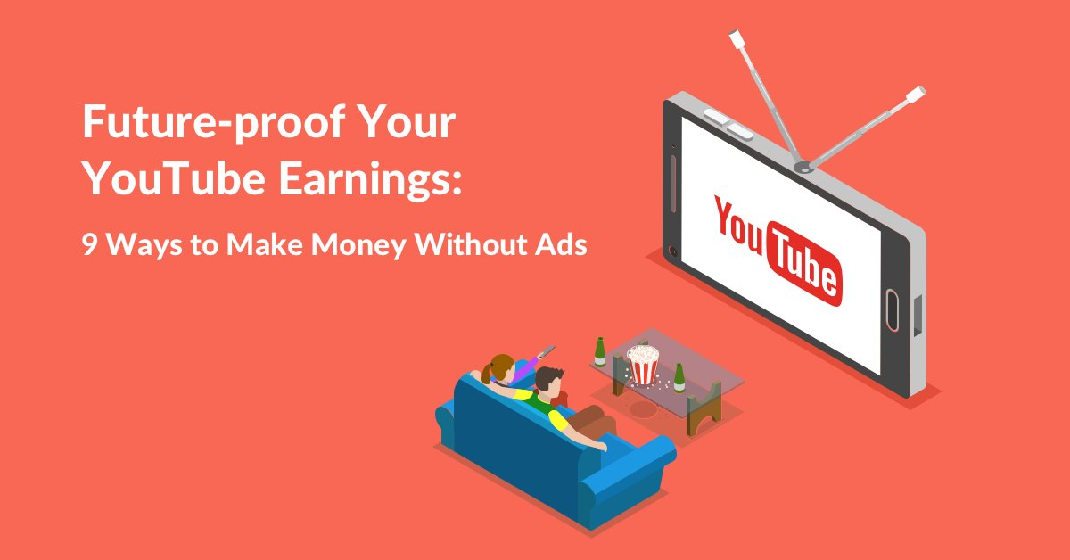 Patreon on twitter 20 professional youtube creators share how they patreon on twitter 20 professional youtube creators share how they make without ads httpstkuia0mzpoy ccuart Choice Image
