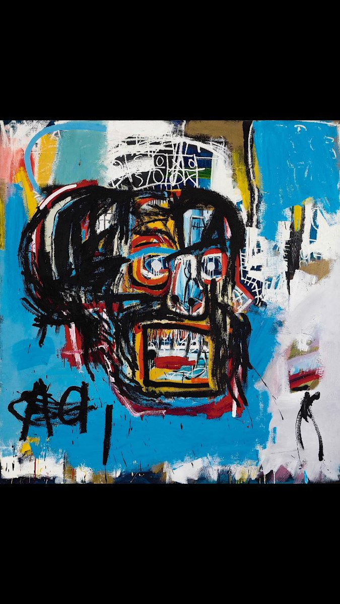This what $110,487,500 looks like lol #Basquiat #ThisThat<br>http://pic.twitter.com/oe6W5LUQSb