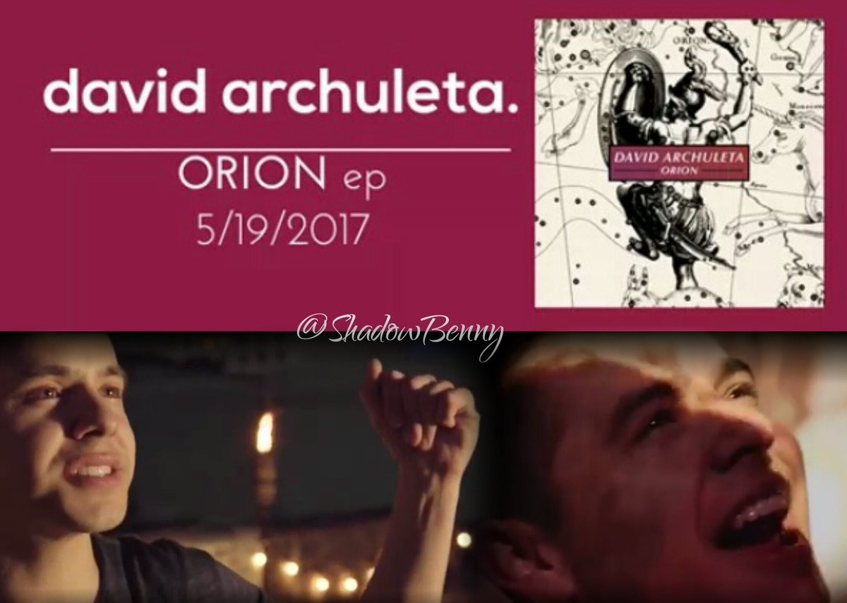 Image result for david archuleta orion
