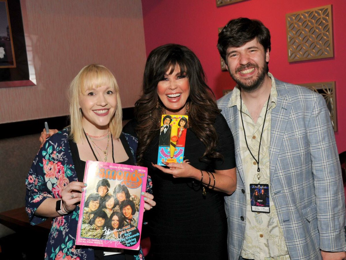 Marie Osmond On Twitter Christine3887 Brought This Kazoo To Meet