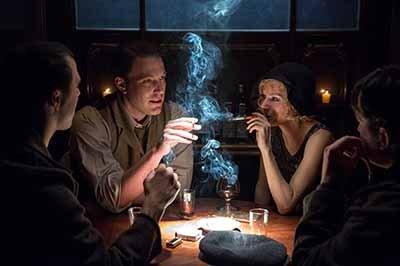 [明日公開] 映画『夜に生きる』ベン・アフレック監督&主演 - 禁酒法時代のギャングの生き様、破滅的な愛を描く -