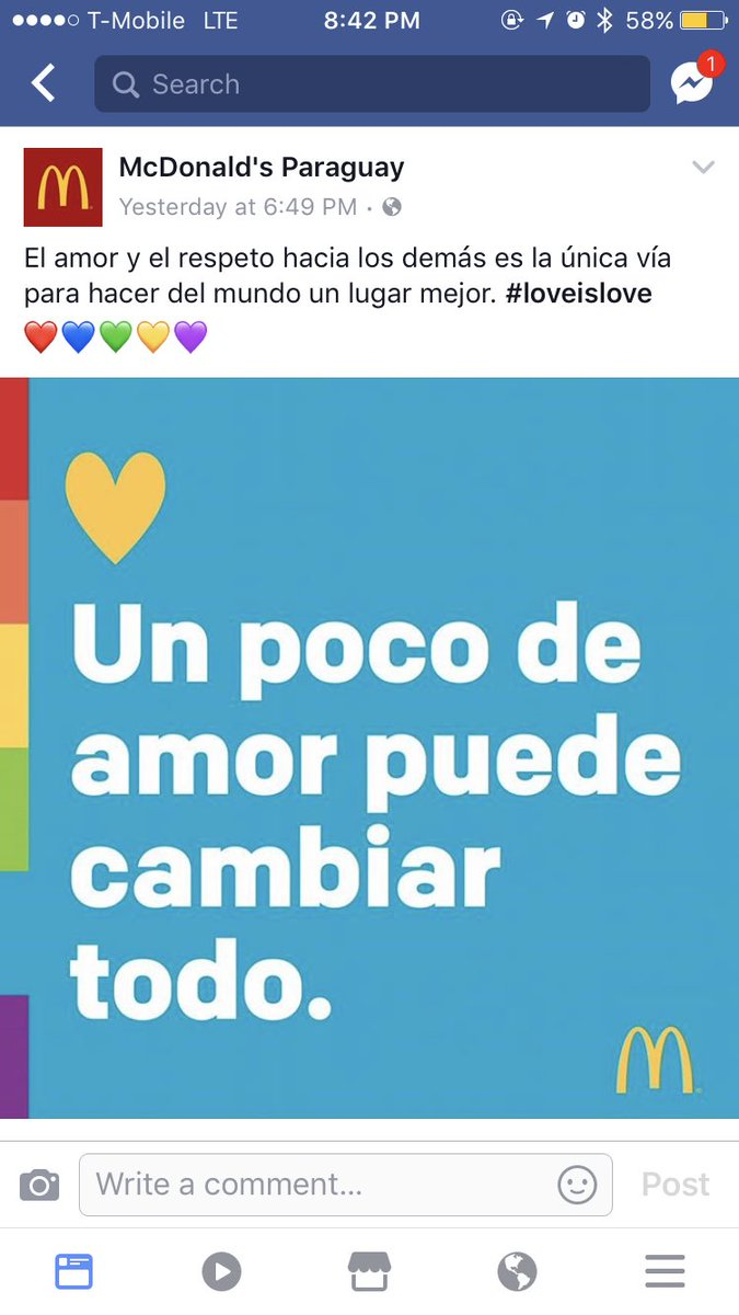 The person running McDonald's social media account in Paraguay is AMAZING. Responding to people using @RuPaul gifs!! https://t.co/t6Tn3Reaab